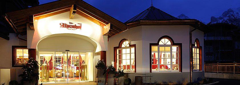 Hotel Alpenhof in Maria Alm Hochkönig Salzburg